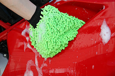 BodyScrubbing